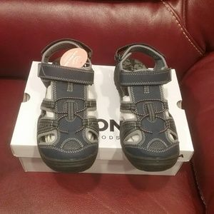 Sonoma Shoes - NWT Sonoma Navy Boy's Sandals 13,2,3,4,6 FirmPrice